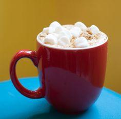 Smores latte at Jackalope Cafe
