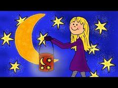 Laterne, Laterne, Sonne, Mond und Sterne - Kinderlieder zum Mitsingen - Sankt Martin - YouTube