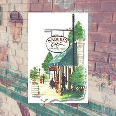 nabeel's cafe & market