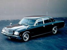 1967 Toyota Century