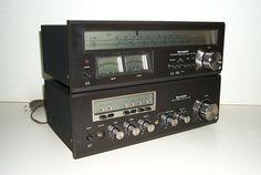 Online veilinghuis Catawiki: Sharp Stereo Versterker en Tuner