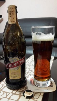 Duckstein, una cerveza de estilo altbier alemana.