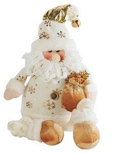 Santa patitas #gold