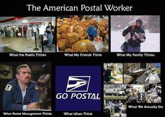 The American Postal Worker by ruralinfo.net, via Flickr