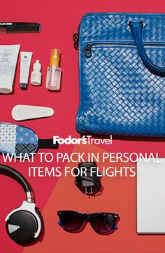 You already know how to pack the perfect carry-on, but what about the so-called personal item?