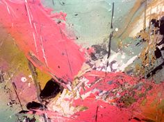 A little snippet from one of my latest paintings. Warm Grey Walls, Abstract Art, Paintings, Fine Art, Drawings, Artist, Inspiration, Biblical Inspiration, Paint