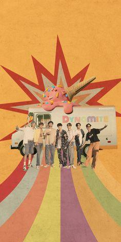 kimxedits — BTS Map Of The Soul : 7 Lockscreens ♡ Please... Bts Photo, Foto Bts, Animes Wallpapers, Cute Wallpapers, Bts Poster, Arte Van Gogh, K Wallpaper, Japon Illustration, Kpop Posters