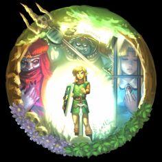 [The Legend of Zelda: Skyward Sword] Koloktos is cool. Process Video --- ZELDA 30TH ANNIV --- TWILIGHT PRINCESS --- Lovely Zelda --- Sword Spirit Tumblr I forbid reposting my art wit...