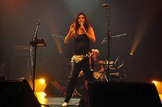 Retour sur le concert enivrant de la belle Yasmine Hamdan à la Condition Publique le 07 mai 2015