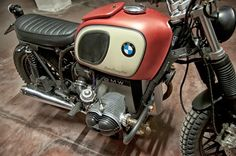 BMW R45 By Motorecyclos