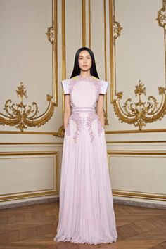 Givenchy Spring 2011 Couture Collection on Style.com: Complete Collection