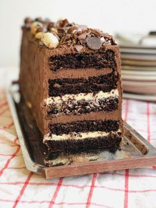 Romanian Desserts, Food Gallery, Dessert Cake Recipes, Something Sweet, Cake Cookies, Baked Goods, Sweet Treats, Food And Drink, Yummy Food
