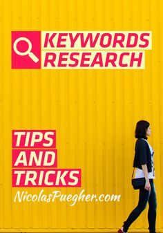 All the basics and secrets for SEO and how to use keywords properly. The secret is to know what to do, make some keywords research to grow your online business!