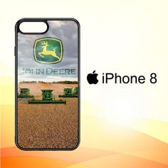 John Deere Logo L1997 iPhone 8 Case