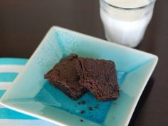 Whole Wheat Brownies from 100 Days of Real Food