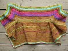 elizabeth zimmerman's baby surprise sweater