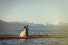 Mount Cook Wedding | Tekapo wedding photographer Mandy Caldwell Http://mandycaldwell.co.nz