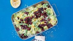 no Norwegian Food, Norwegian Recipes, Chorizo, Quiche, Zucchini, Pasta, Dinner, Vegetables, Breakfast