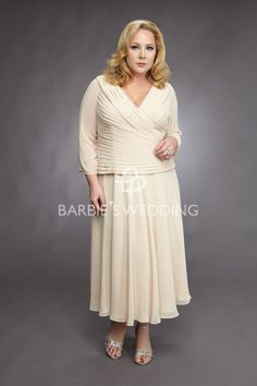 Shop dresses for mothers of the bride and groom with A-line, Empire-waist and more dresses from the best brands. Description from dresses8.com. I searched for this on bing.com/images