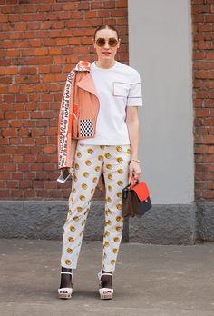 33 Unexpected Ways to Wear Orange