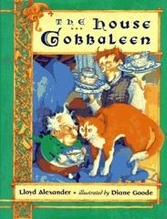 Unhappy over what he considers his bad luck, Tooley ignores his cat's warnings and invites a greedy little man into his home in the mistaken hope of improving his fortunes.   E ALE