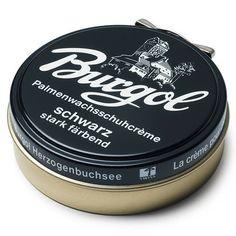 Burgol Palmenwachs-Schuhcreme - Manufactum