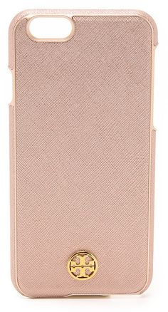 Tory Burch Robinson Hardshell iPhone 6 / 6s Case ($65)