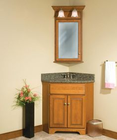 Corner Vanity Cabinet ideas — Interior Decorations
