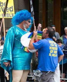 Drag Queen Schools Bigots: You Need To Drop the Hate | Common Dreams