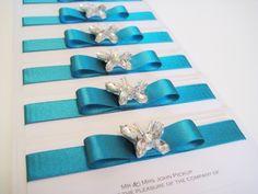 Butterfly Themed Wedding Invitation Designs