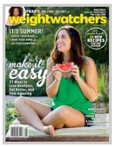 freebizmag Free One Year Subscription to Weight Watchers Magazine - US