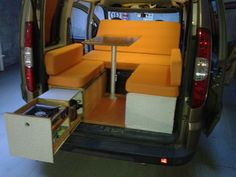c tech campingvan minicamper fiat doblo neu opel. Black Bedroom Furniture Sets. Home Design Ideas