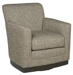 Vanguard Furniture: W133-SCH - Paris (Swivel Chair)