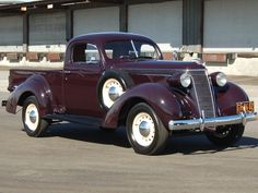Hemmings Find of the Day – 1937 Studebaker Coupe Express | Hemmings Daily