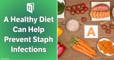 When it comes to preventing staph infections, you have to take care of your skin — consuming foods rich in vitamin A can also help maintain healthy skin. http://articles.mercola.com/staph-infection/diet.aspx