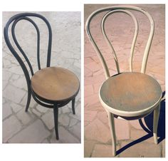 La sediamine (in prosa) di Agristyle Wishbone Chair, Dining Chairs, Recycling, Furniture, Home Decor, Bricolage, Decoration Home, Room Decor, Dining Chair