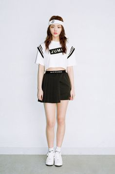 JUMPE CROP TOP by O!Oi
