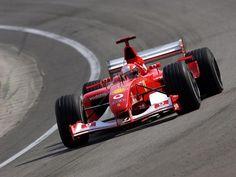 2002 - Michael Schumacher - Ferrari