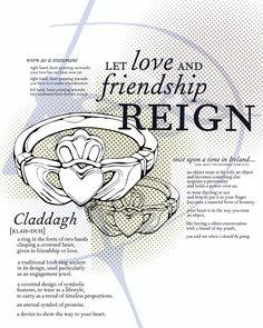 Claddagh Ring Info