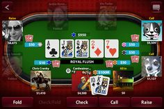 My latest addiction, Zynga Poker. I play it during tv, soccer games, toilet visits etc. I should quit, NOW! But it's free, so not that bad hehe.