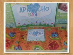 Apapacho baby pastel naranja