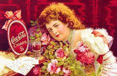 """Résultat de recherche d'images pour """"ancienne publicité coca cola"""""""