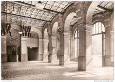 Lycée Louis Le Grand , Le Hall D'entrée Et Monument Aux Morts, Paris 5 - Arrondissement: 05