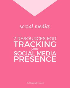 Increase your following and stay on track with these fantastic resources! - The…