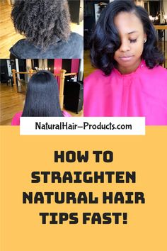 Click to see here.... Get your heat styled hairstyles for Black women poppin'! Find products for the best way to get women and kids hair straight with flat irons for styling. Healthy tips at home for a natural hair silk press... Click to see here.... Black Women Hairstyles, Straight Hairstyles, Natural Hair Tips, Natural Hair Styles, Flat Irons, Silk Press, Healthy Tips, Hair Hacks, Black Hair
