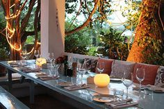 La Paloma Restaurant, San Lorenzo Ibiza