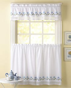 Instant Curtains Bed Bath Beyond Kitchen Window Curtains