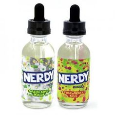 Nerdy E-Juice is one of our newest juices in Country. Vapor this stuff is amazing it comes in two flavors Strawberry Kiwi and Green Apple Peach. Effects Of Tobacco, Cardiac Event, Vape Accessories, Smoking Causes, Strawberry Kiwi, Tobacco Smoking, Custom Labels, Nerdy, Peach