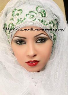 Bridal Hijab | New bridal hijab styles 2012!