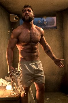 Jai Courtney....